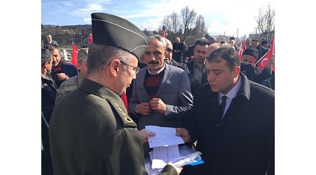 Afrin'e Gönüllü Askerlik Başvurusu!