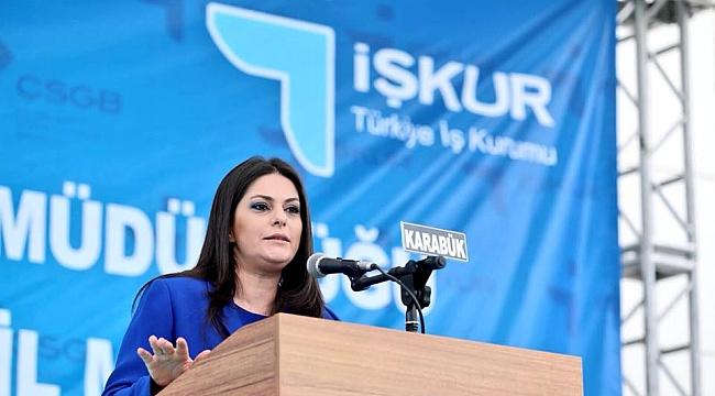 Bakan Sarıeroğlu;