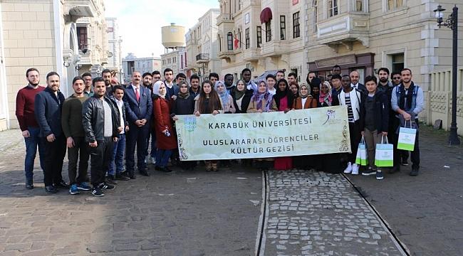 Yabancı Öğrenciler