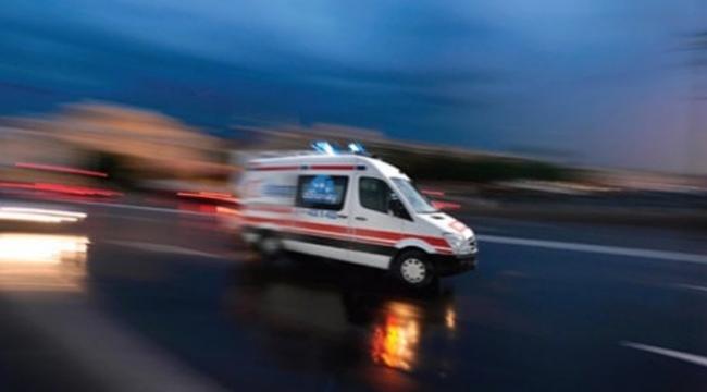 Karabük-Gerede Yolunda Feci Kaza : 2 Ölü, 3 Yaralı