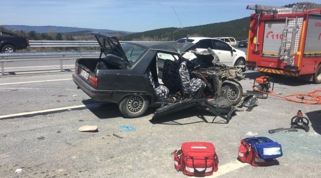 Kazadan bir acı haber daha: Ölü sayısı 2'ye yükseldi