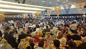 AK Parti'den İftar Yemeği
