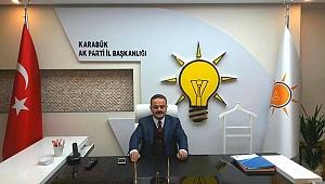 AK Parti İl Başkanı Altınöz listeyi değerlendirdi