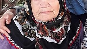 Alzheimer hastası yaşlı kadından haber alınamıyor