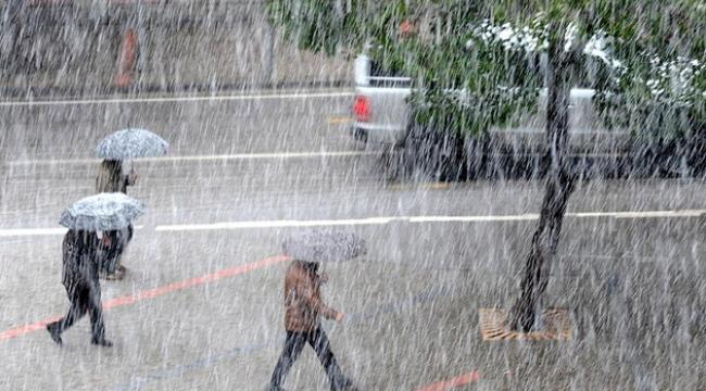 Karabük valiliği'nden şiddetli yağış uyarısı