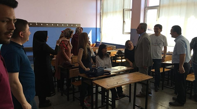 AK Parti Karabük Milletvekili adayları seçim çalışmalarını sürdürüyor
