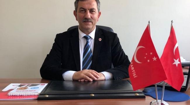 ÇEBİ ''AKP İL BAŞKANI ALTINÖZ'E ÇOK TEŞEKKÜR EDİYORUM''