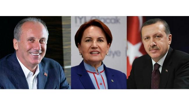 Google'da En Çok Aranan Cumhurbaşkanı Adayı Belli Oldu