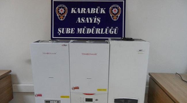 Karabük'te  Bir Garip Hırsızlık Olayı