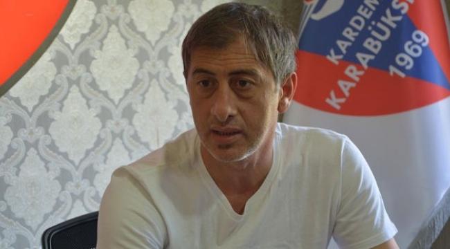 Kardemir Karabükspor'dan Sponsor Tepkisi