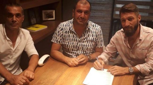 Serdar Özbayraktar Kardemir Karabükspor'da