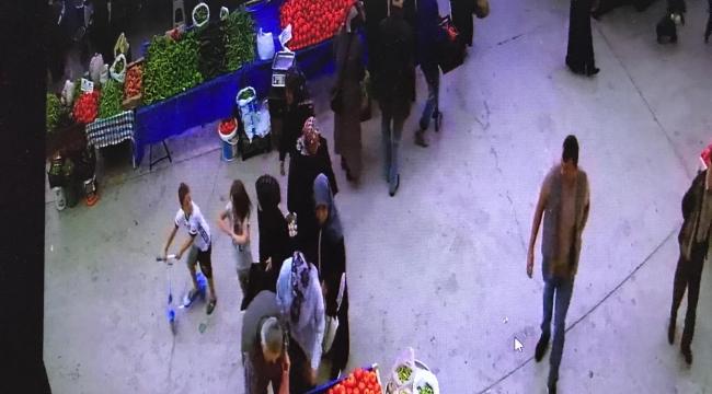 Hırsızlar bu kez yakayı ele verdi