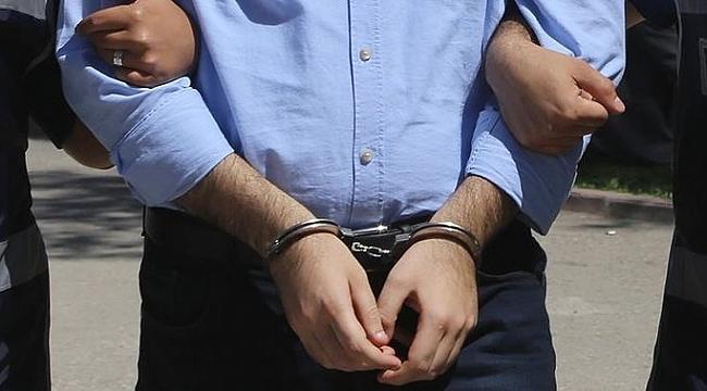 Karabük'te eski polis FETÖ'den tutuklandı