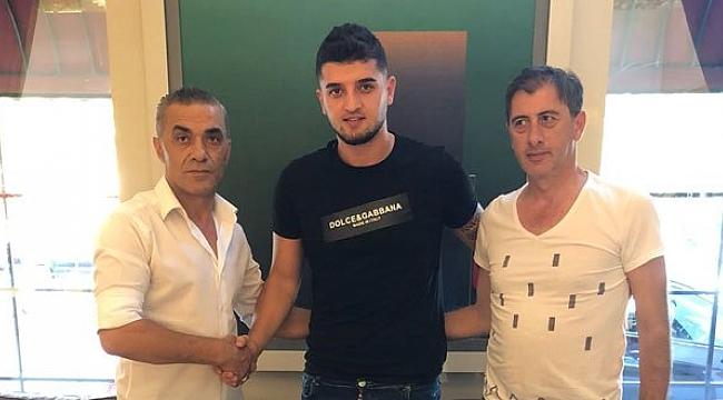 Kardemir Karabükspor, Efe Halil Özarslan ile Anlaştı!