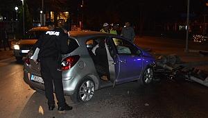 Karabüklü Sürücü Kastamonu'da Kaza Yaptı