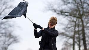 Meteoroloji`den şiddetli rüzgar uyarısı!