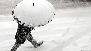 Karabük'e kar uyarısı! Sıcaklık 10 derece düşecek
