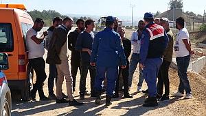 Karabük'te 4 aydır maaş alamayan işçiler iş bıraktı