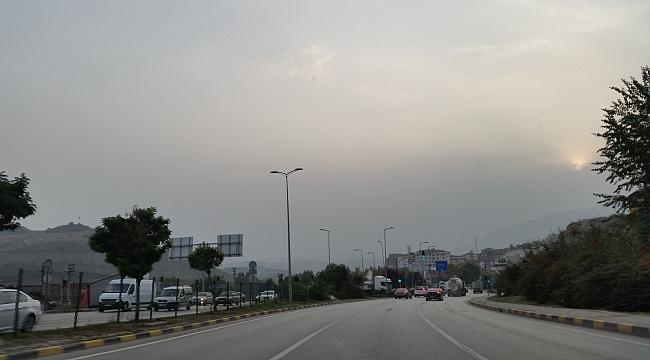 Toz Aşınımı Karabük'te Etkili Oluyor