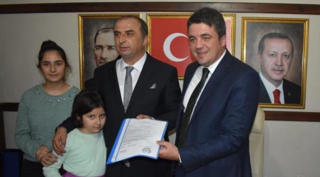 Muammer Bostan, Safranbolu Belediye Başkanlığı'na aday adayı oldu