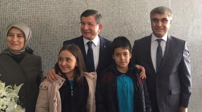 Eski Başbakan Ahmet Davutoğlu Karabük'te