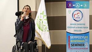 Dünyanın en uzun kızı Rumeysa konuştu: Hiçbir hedefimi gerçekleştiremiyorum