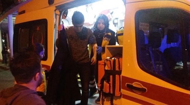 Tavuklu pilavdan zehirlenen 40 kişi hastanelik oldu