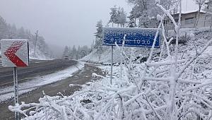 Meteoroloji: Hafta sonu kış geri dönüyor!