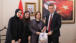 Şehit Murat Akdemir'in Ailesi, Ürkmezer'i Ziyaret Etti