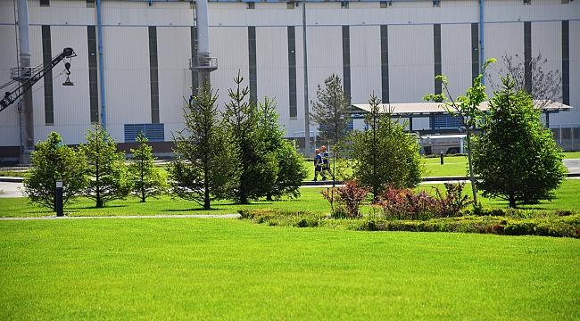 Kardemir'de Çevre Yönetimi İçin Yeni Yapılanma