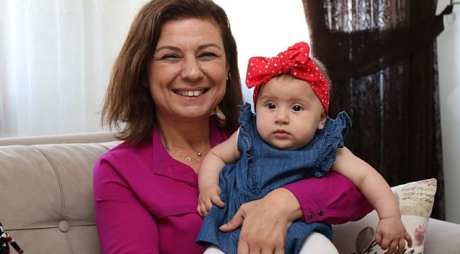 Başkan Köse Yeni Doğan Bebekleri Ziyaret Ediyor