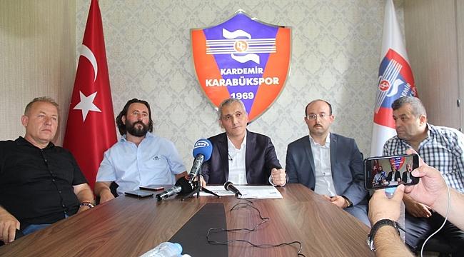 Karabükspor'un yeni hocası belli oldu