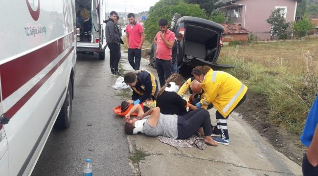 Karabük'te 9 ayrı kaza: 22 yaralı