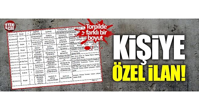 Karabük Üniversitesi'nden kişiye özel ilan İddiası