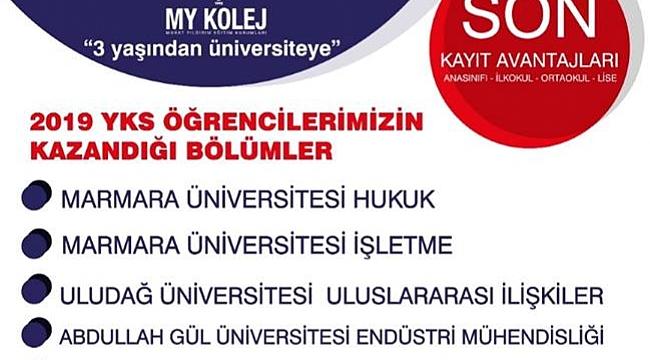 My Kolej'den büyük başarı