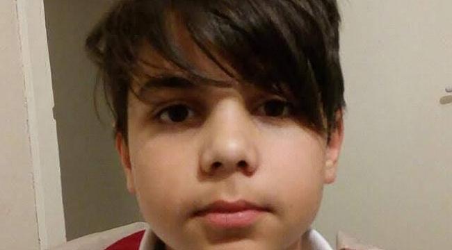 12 yaşındaki kayıp çocuk aranıyor