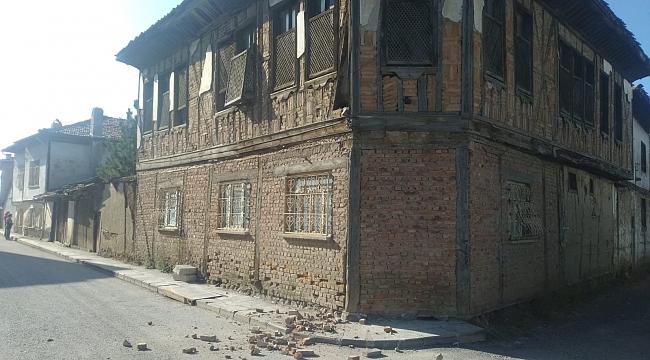 Çankırı'da art arda iki deprem! Karabük'te de hissedildi