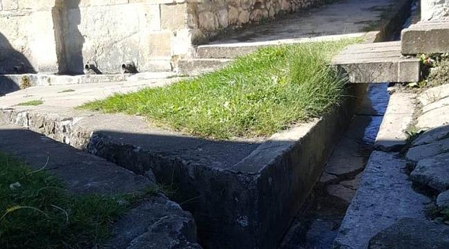 Bağlar'da Su Arkları Aslına Uygun Olarak Restore edilecek