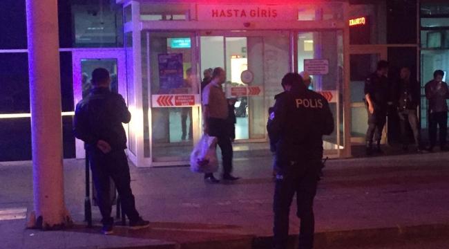 Karabük'te bıçaklı kavga: 1 yaralı