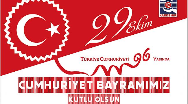 29 Ekim Cumhuriyet Bayramı Kutlu Olsun