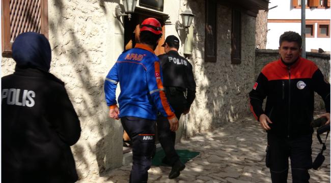 13 turist, karbonmonoksit gazından zehirlendi