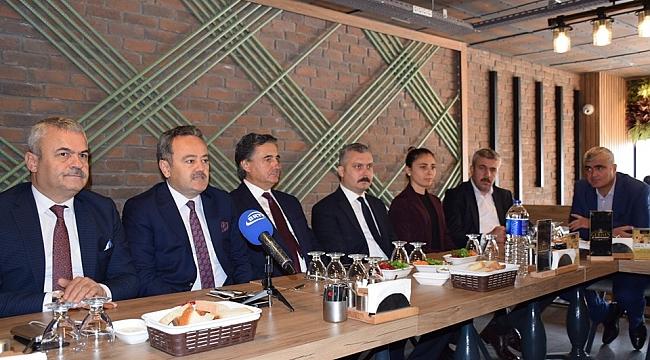 AK Parti'nin iktidar oluşunun 17. yılı