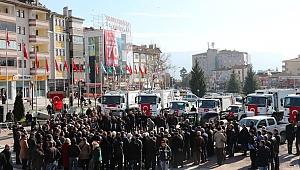 Başkan Köse, ''Makam Aracı Değil Hizmet Kiralıyoruz''