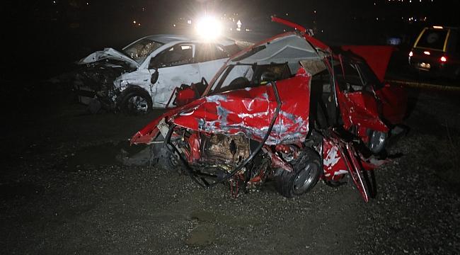 Yenice'de feci kaza: Aynı aileden 2 kişi öldü