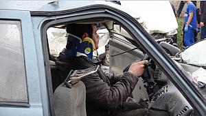 Karabük'te feci kaza! Bir ölü, dört yaralı