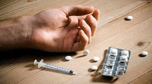 Karabük'te şüpheli ölüm sonrası uyuşturucu operasyonu