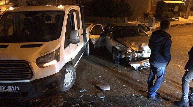 Karabük'te trafik kazaları: 8 yaralı