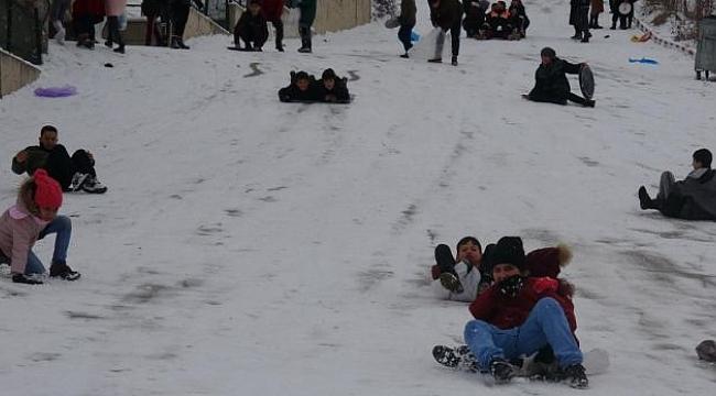Son dakika... Eğitime kar engeli! Okullar tatil edildi