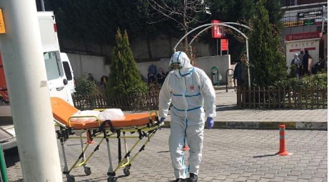Karabük'te 3 kişi koronavirüs şüphesiyle gözlem altına alındı