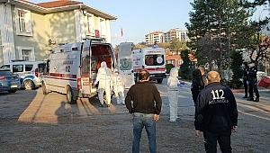İhbara giden sağlık çalışanlarına çirkin saldırı